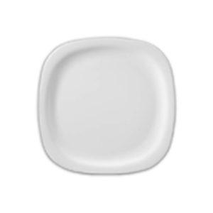 Square Round Quarter Plate