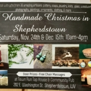 Christmas in Shepherdstown- Ad