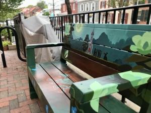Shepherdstown Bench Project