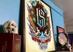 Shepherdstown tattoo
