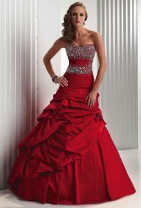 red-wedding-dress