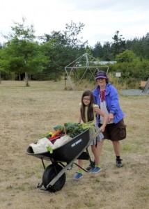 Caroline Harvest load 1