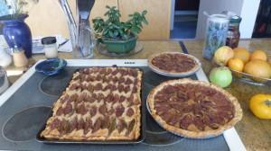 Fig tarts for RW Monday dinner