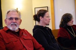 Mike, Elizabeth, & Pat