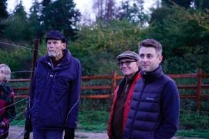 Pete, Ken, Emil