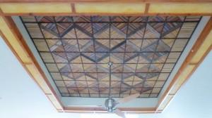 RW CH ceiling inlay