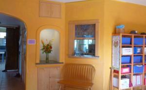 RW Commoun House foyer 1