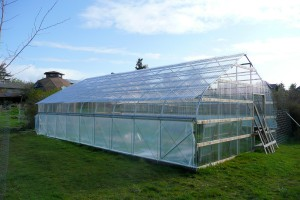 RW Greenhouse complete in 2011