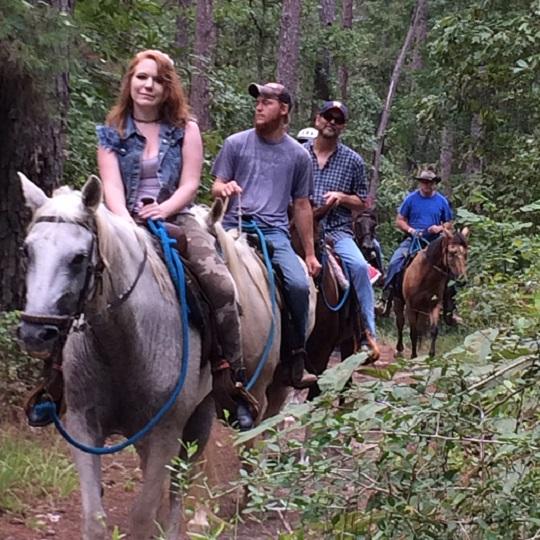 Deep Wood Trail