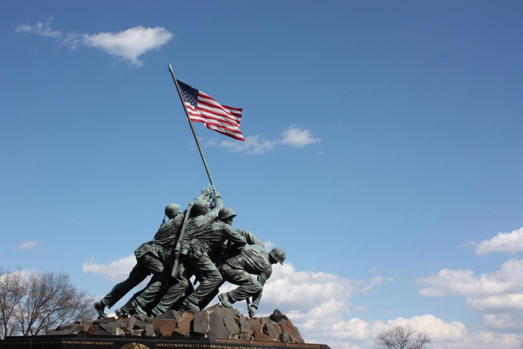 Marine Corps War Memorial, Washington, D.C.