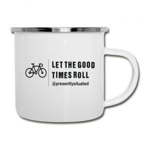 good times bike Camper Mug