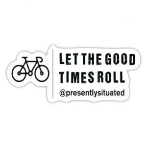 good times bike Sticker