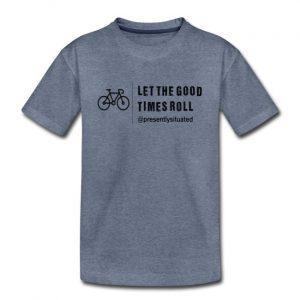 good times bike YOUTH Premium T-Shirt