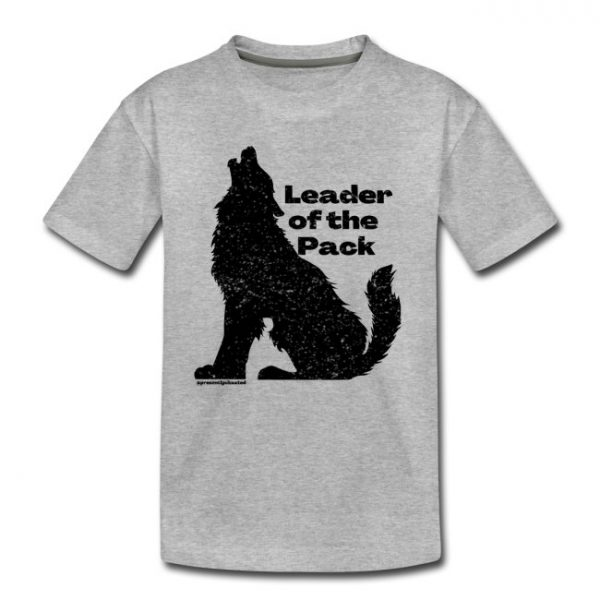 Leader of the Pack Youth Premium T-Shirt