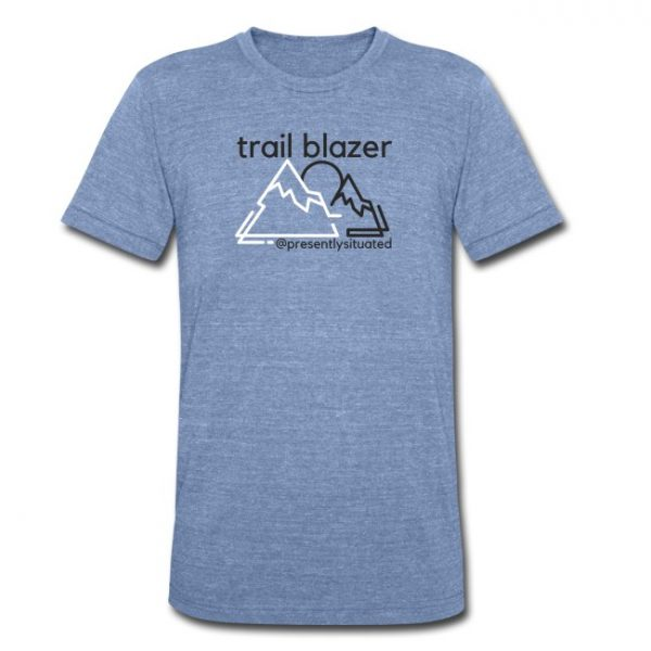 Trail blazer Unisex Tri-Blend T-Shirt