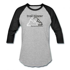 Trail Blazer Baseball T