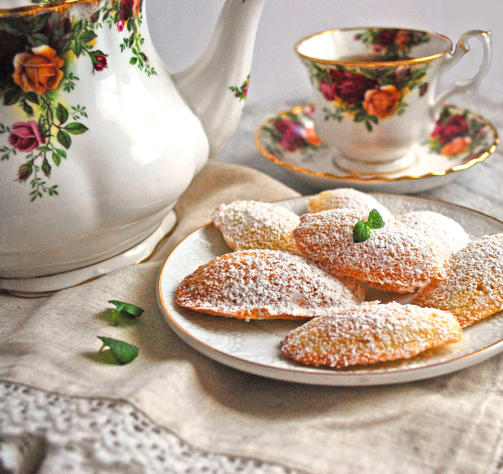 Magnificent Madeleines