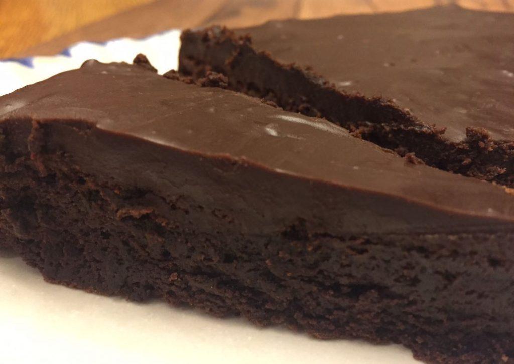 Melanie Mendelson's Gluten Free Chocolate Cake