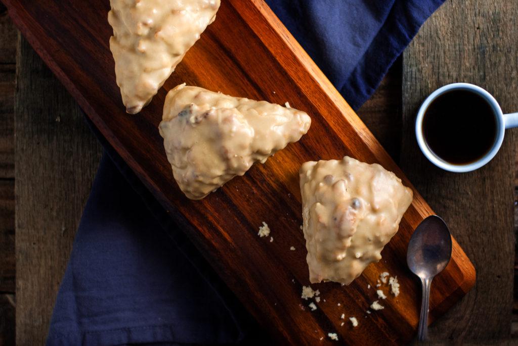 butterscotch scone 3
