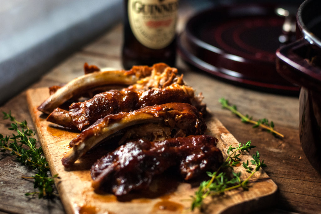 Guinness Braised Ribs
