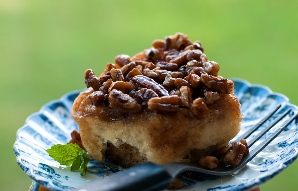 Old Fashioned Sticky Buns