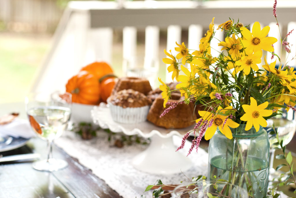 Fall Table Design