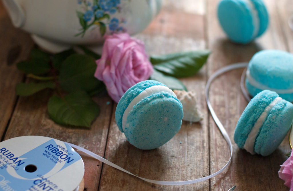 French Macaron Bath Bombs
