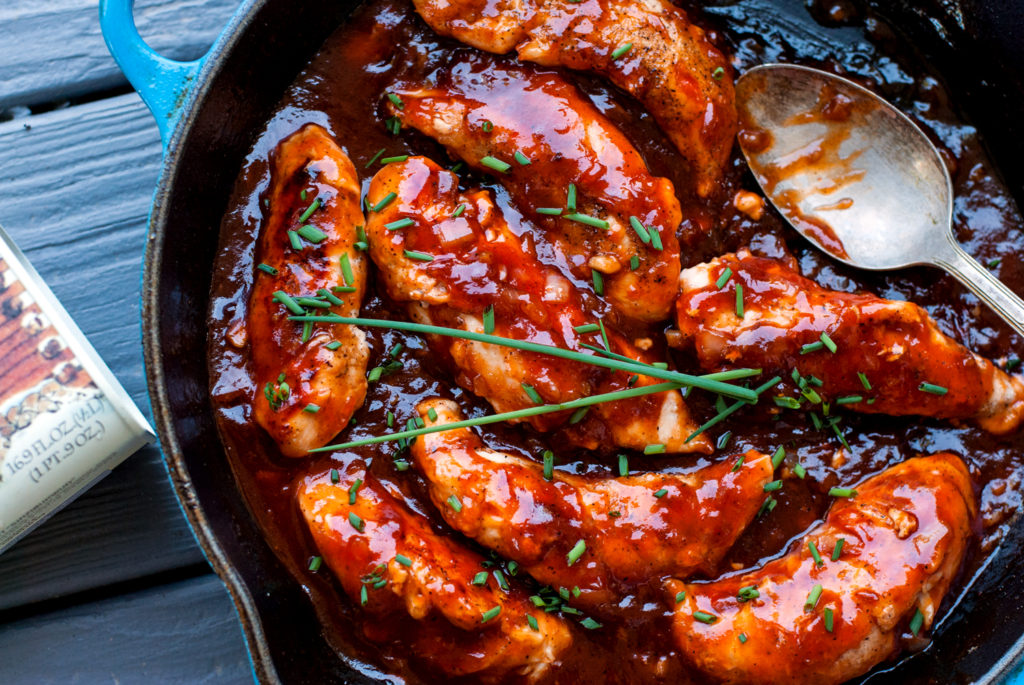 Maple BBQ Chicken