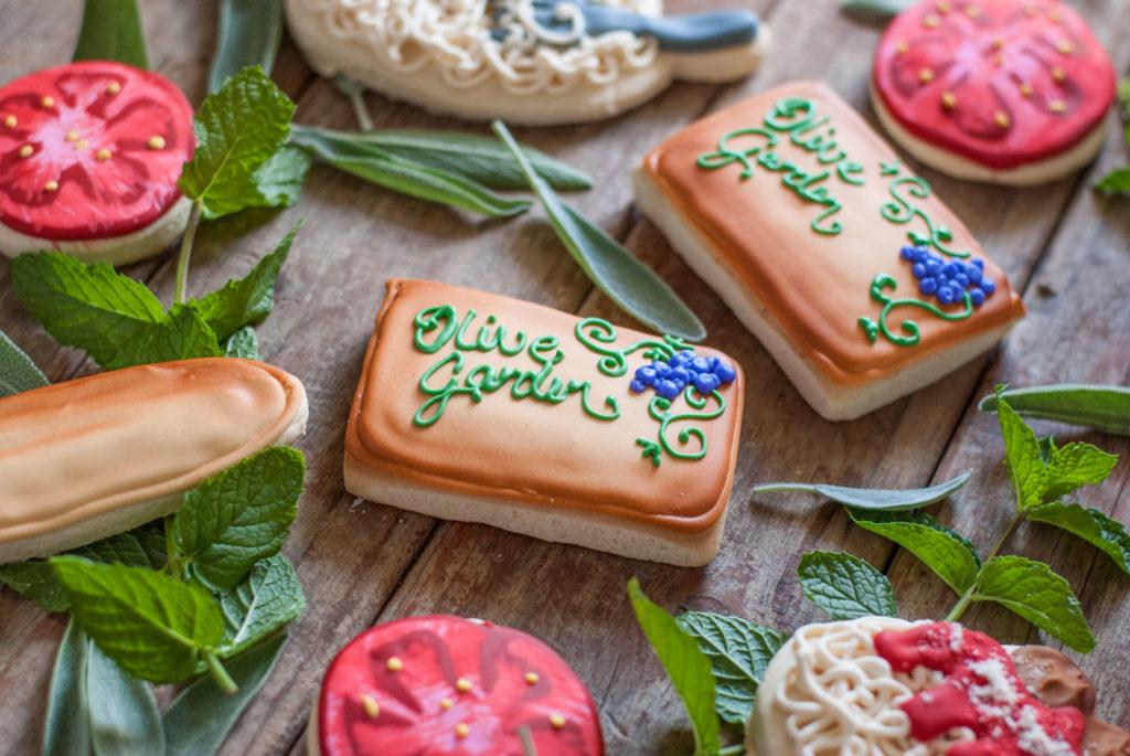 Olive Garden Sugar Cookies