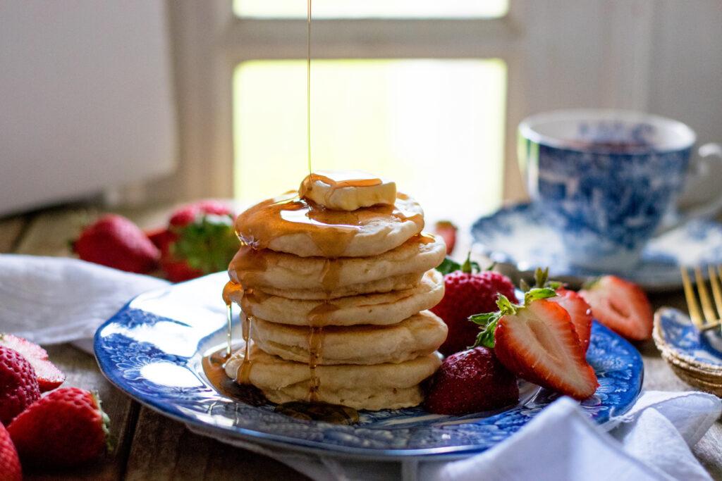 Sourdough Discard Pancakes