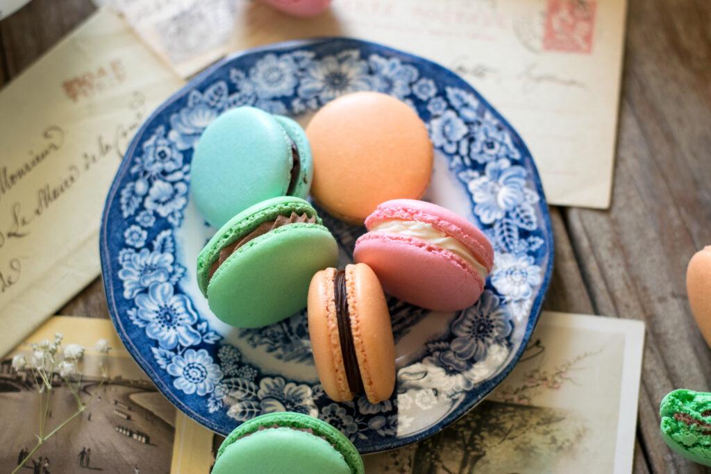 Macaron Lady