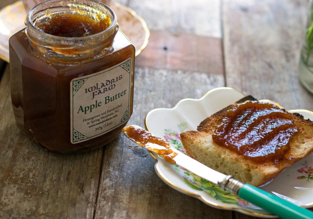 Apple Butter Season