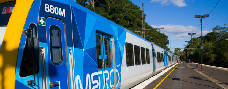 Extension of Cranbourne and Frankston Rail lines