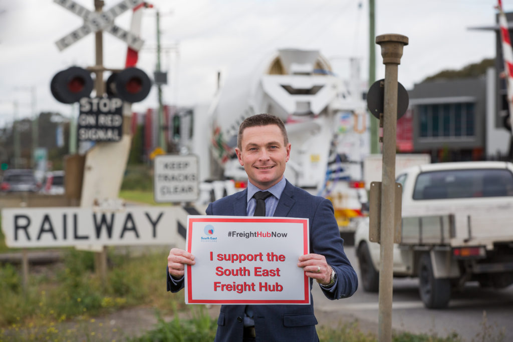 Government must promote entire rail freight system