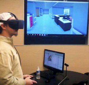 VR Walkthrough