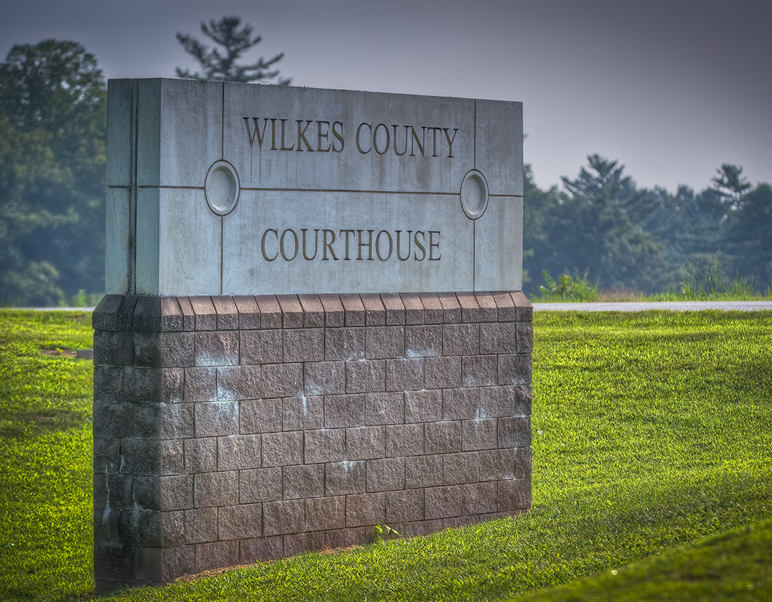 Wilkes County Courthouse