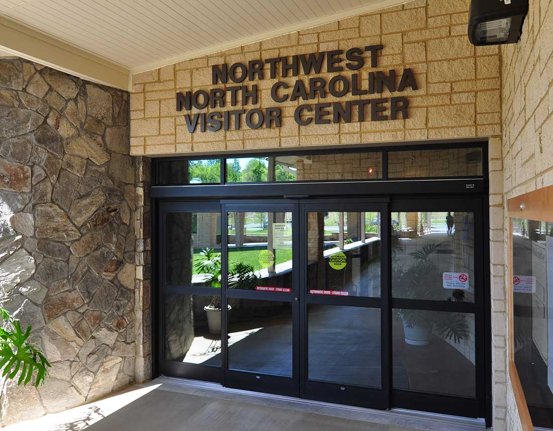 Wilkes County Rest Area