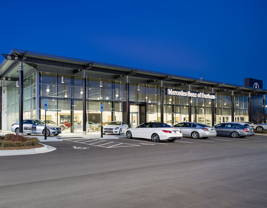 Mercedes-Benz of Durham