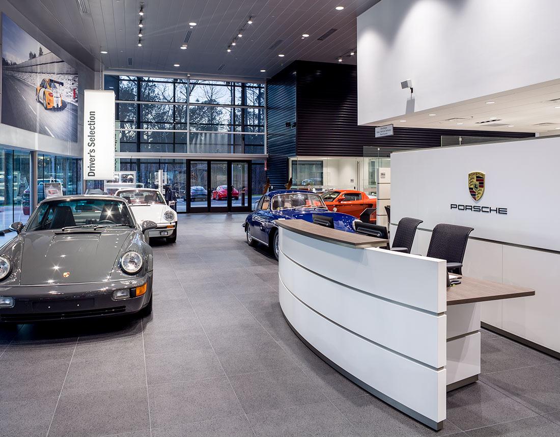Porsche of Durham