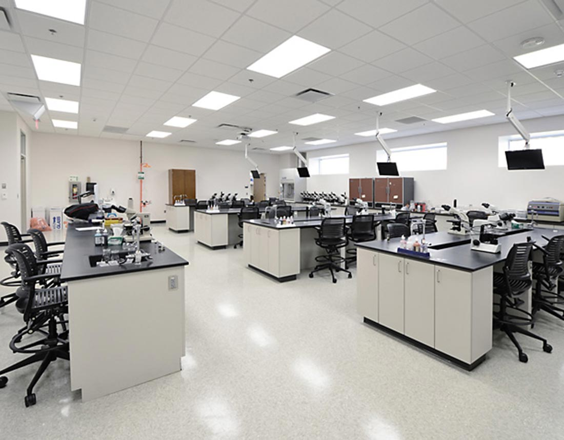 WCU Health and Science Building - Classroom