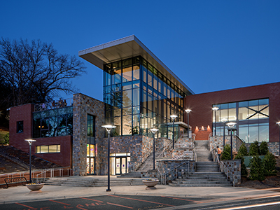 WCU Brown Hall