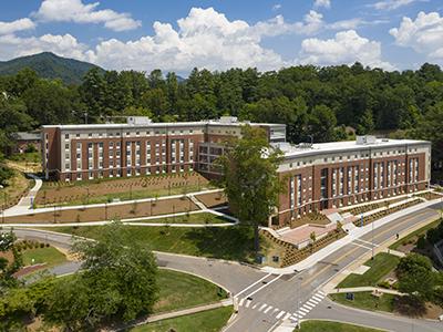 WCU Upper Classroom Residence Hall