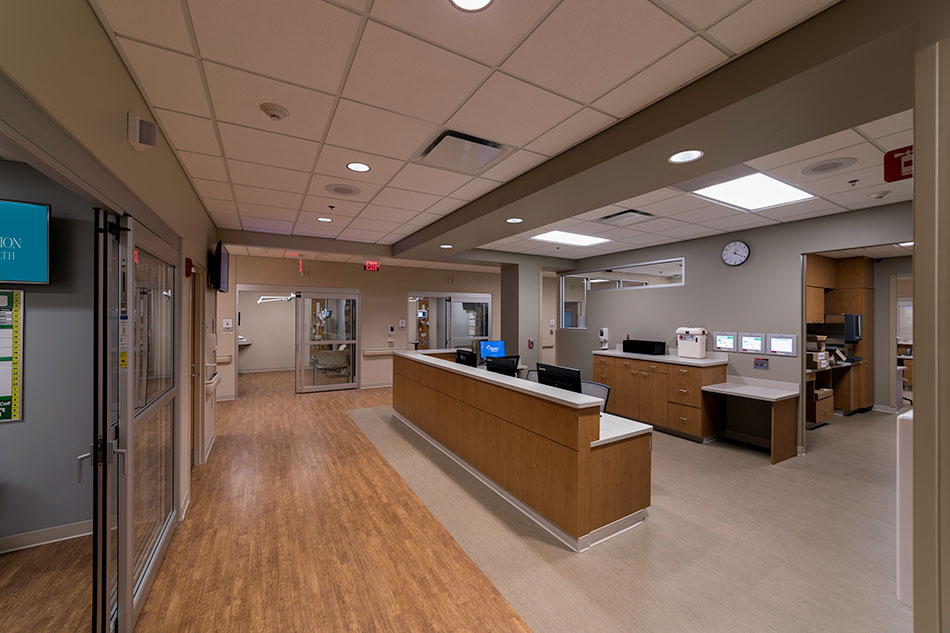 Mission Health - McDowell Replacement Hospital