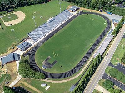 Mount Tabor High School - Stadium Renovation