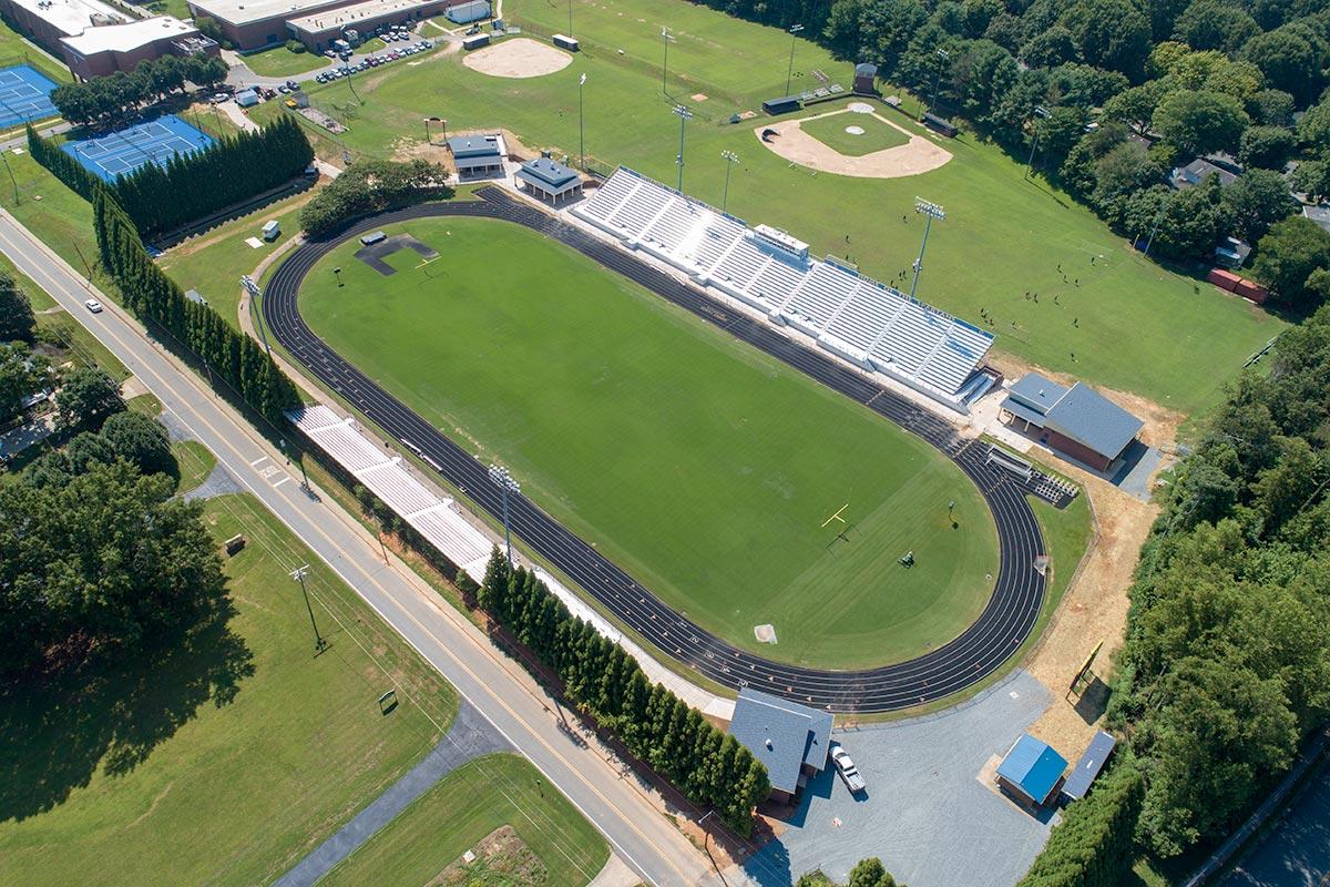 Mount Tabor High School - Stadium Renovation