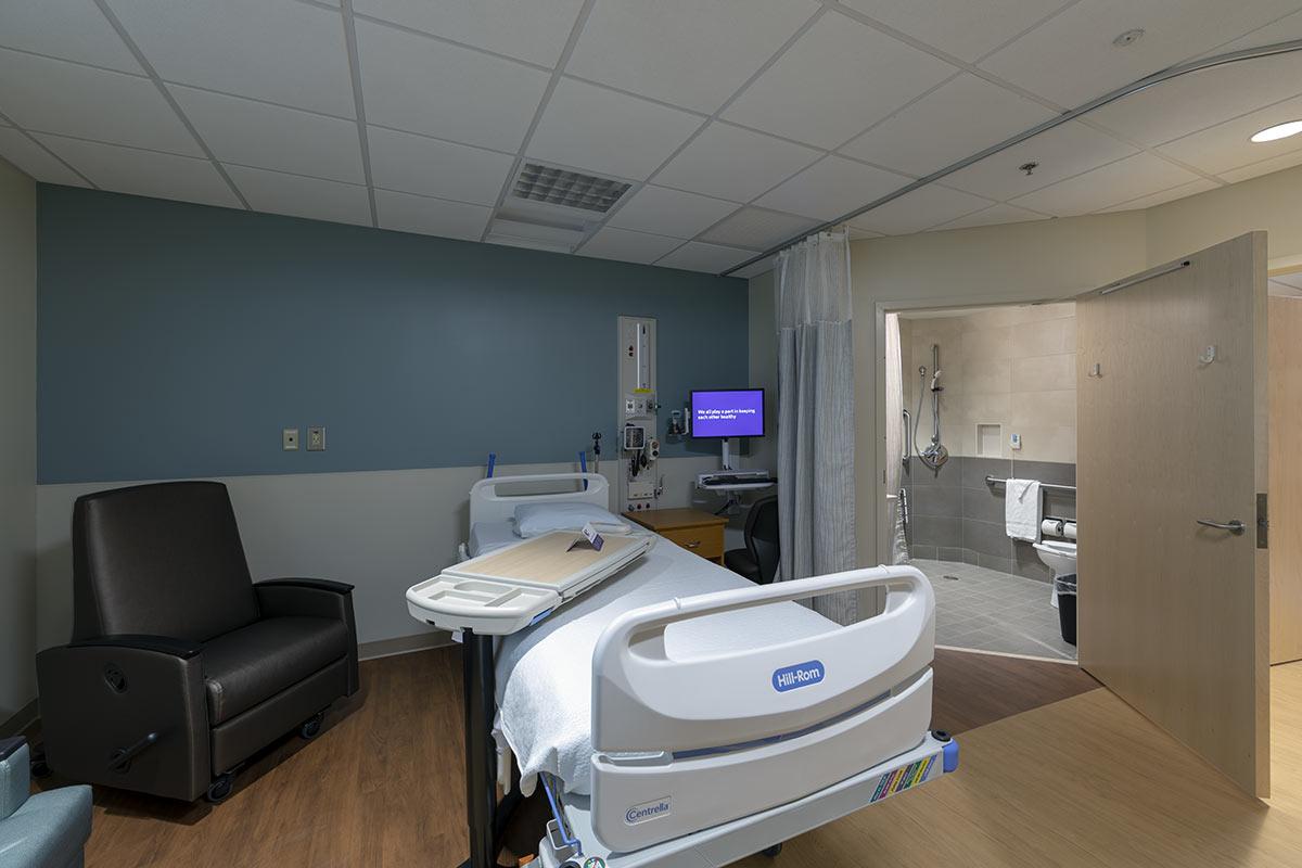 NH Huntersville Bed Expansion