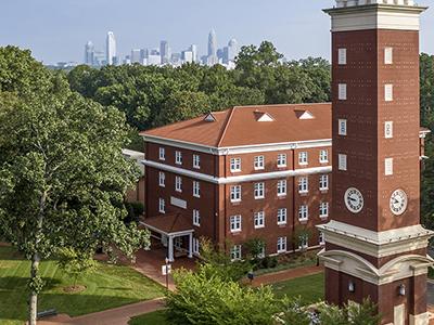 Queens University - Northwest Residence Hall