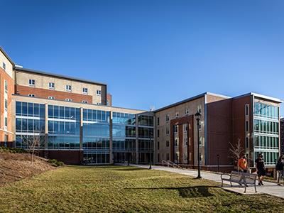 WCU Upper Campus Residence Hall