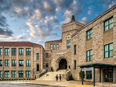 Asheville High School Renovation