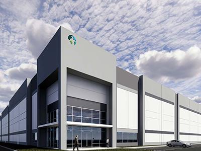 Prologis 85 Logistics Center